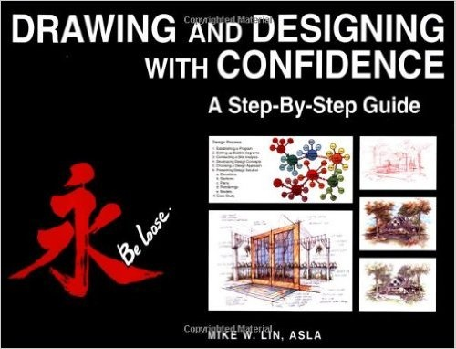 کتاب طراحی و راندو - drawing and designing with confidence